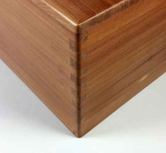 Tissue Box - Regular - Aromatic Cedar