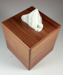 Small Tissue Box - Aromatic Cedar