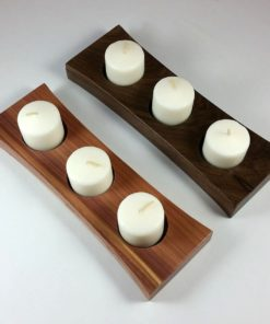 Tea Light Holder - Small - Pair